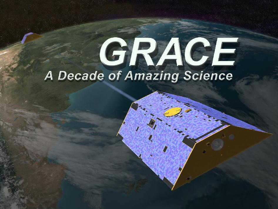 GRACE A Decade of Amazing Science