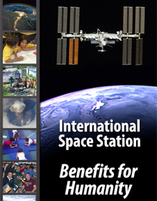 Cover of International Space Station Benefits for Humanity