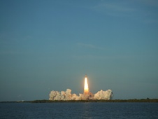 Shuttle Launch Image