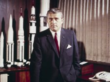 Dr. Wernher von Braun, director of Marshall Space Flight Center from 1960 to 1970, would have celebrated his 100th birthday on March 23, 2012.