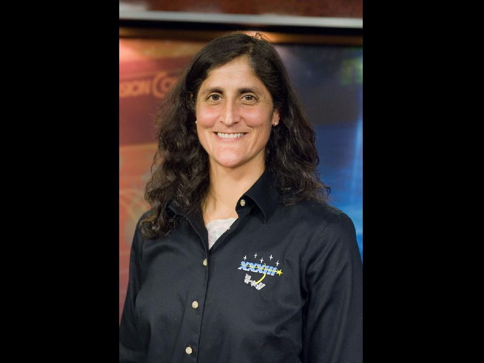 Astronaut Sunita Williams