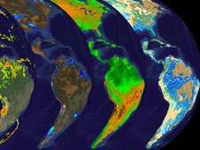 NASA satellite data helps to track water resources worldwide.