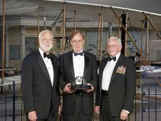 National Air and Space Museum Award for Cassini-Huygens