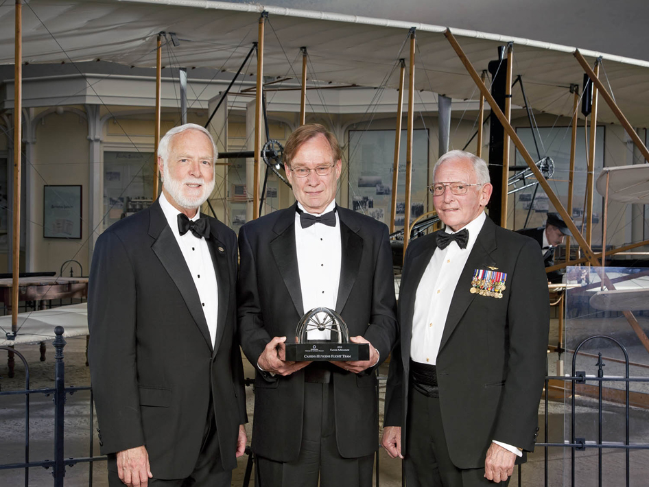 National Air and Space Museum Award for Cassini-HuygensNational Air and Space Museum Award for Cassini-Huygens