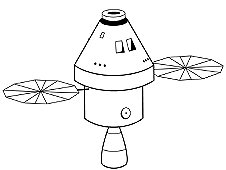 Placeholder image, Space Launch System Crew Coloring Sheet