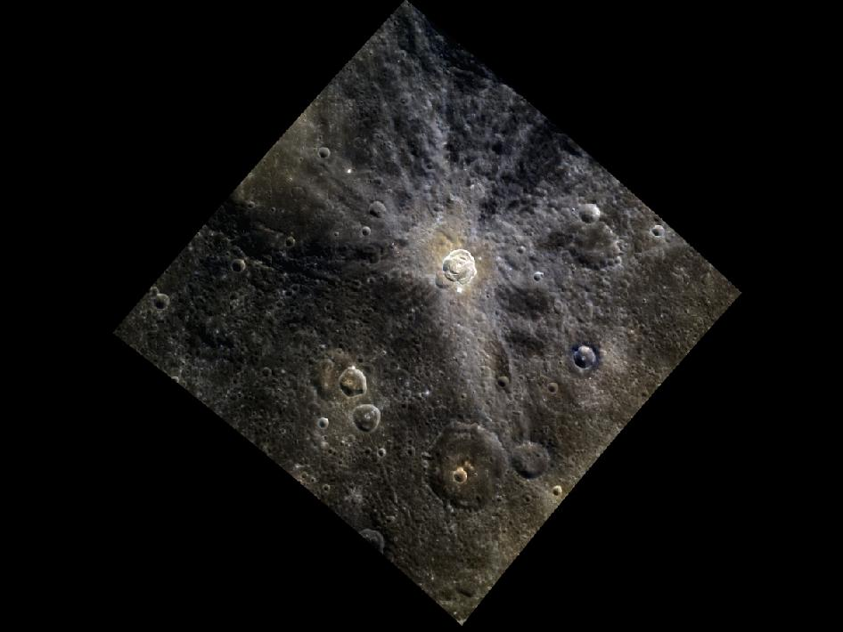 Image from Orbit of Mercury: Hodgkins in Color