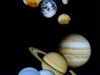 RPlanets in the solar system