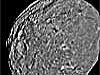 Close-up image of the asteroid Vesta