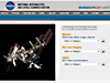 Space Station Image Gallery page