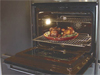 Remote-controlled oven