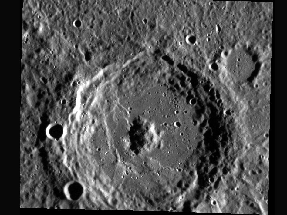 Image from Orbit of Mercury: Well Donne