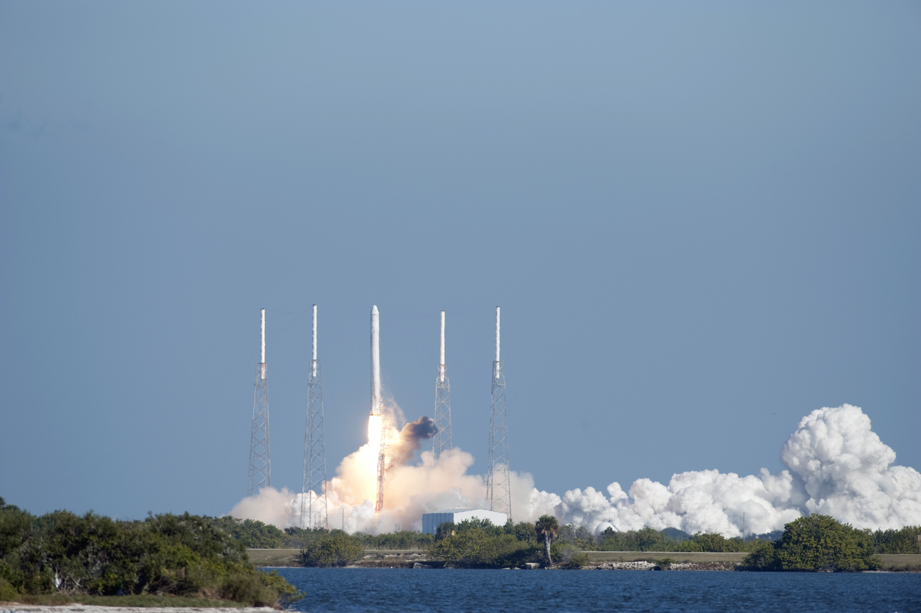 spacex dragon launch - HD3000×1996