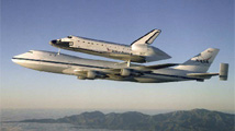 Space Shuttle Carrier Aircraft