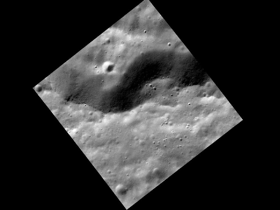 Image from Orbit of Mercury: The Southern Wall of Stravinsky