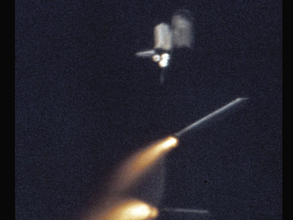 NASA - STS-1 Launch