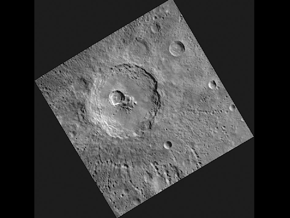 Image from Orbit of Mercury: One-two Punch