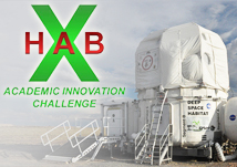X-Hab Academic Innovation Challenge logo