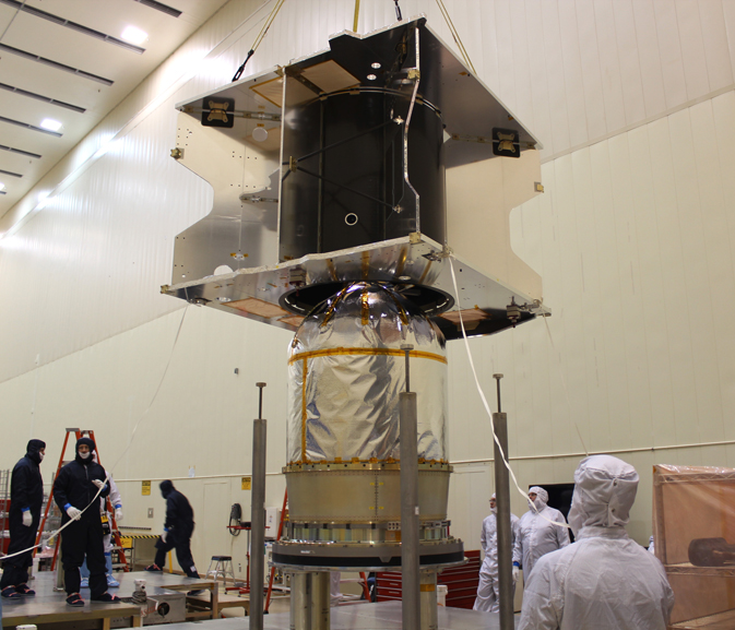 MAVEN tank integration