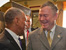 Mason Peck and U.S. Representative Dana Rohrabacher