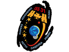 ISS Expedition 31 patch