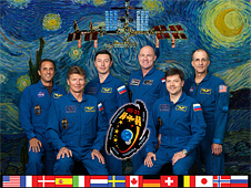 ISS Expedition 31 crew