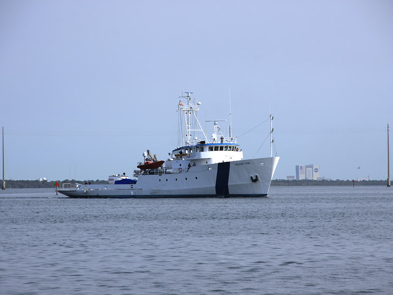 nasa recovery ship - photo #3