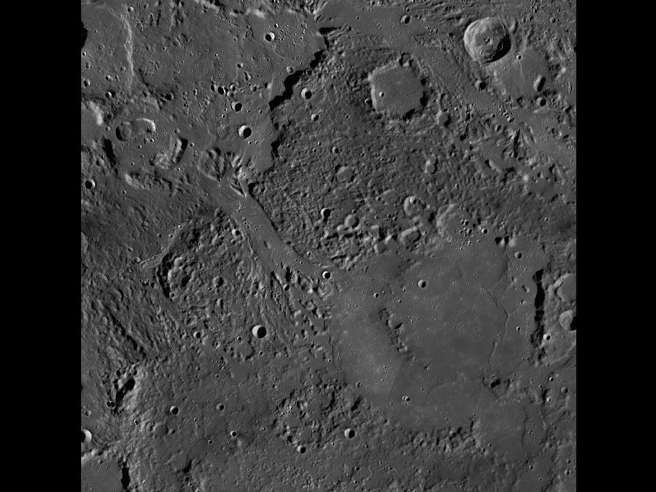 Image from Orbit of Mercury: Channel Vision