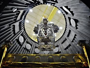 James Webb Telescope testing