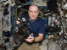 Expedition 30/31 Flight Engineer Don Pettit