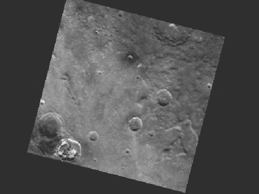 Image from Orbit of Mercury: A Choreographer's Crater
