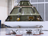 Orion test vehicle