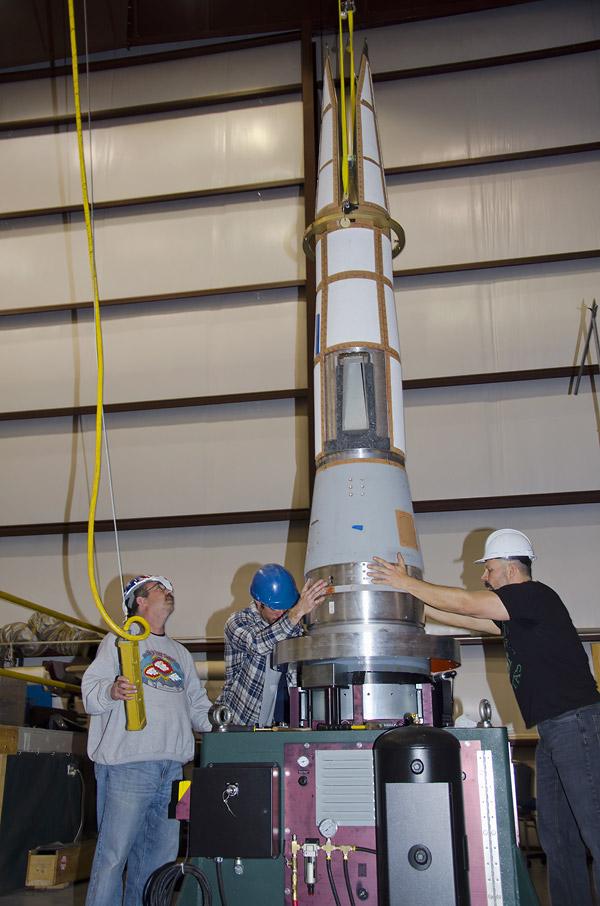 HIFiRE Scramjet Research Flight Will Advance Hypersonic