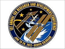 The International Space Station Research and Development Conference takes place June 26-28, 2012 in Denver, Colo. (American Astronautical Society)