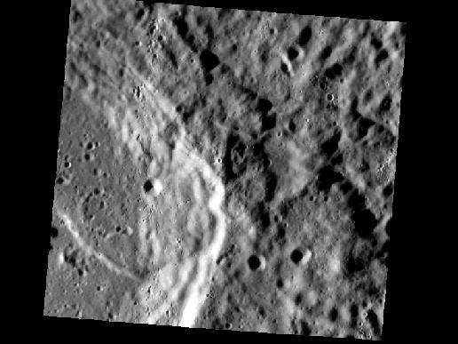 Image from Orbit of Mercury: Creamed by Clots
