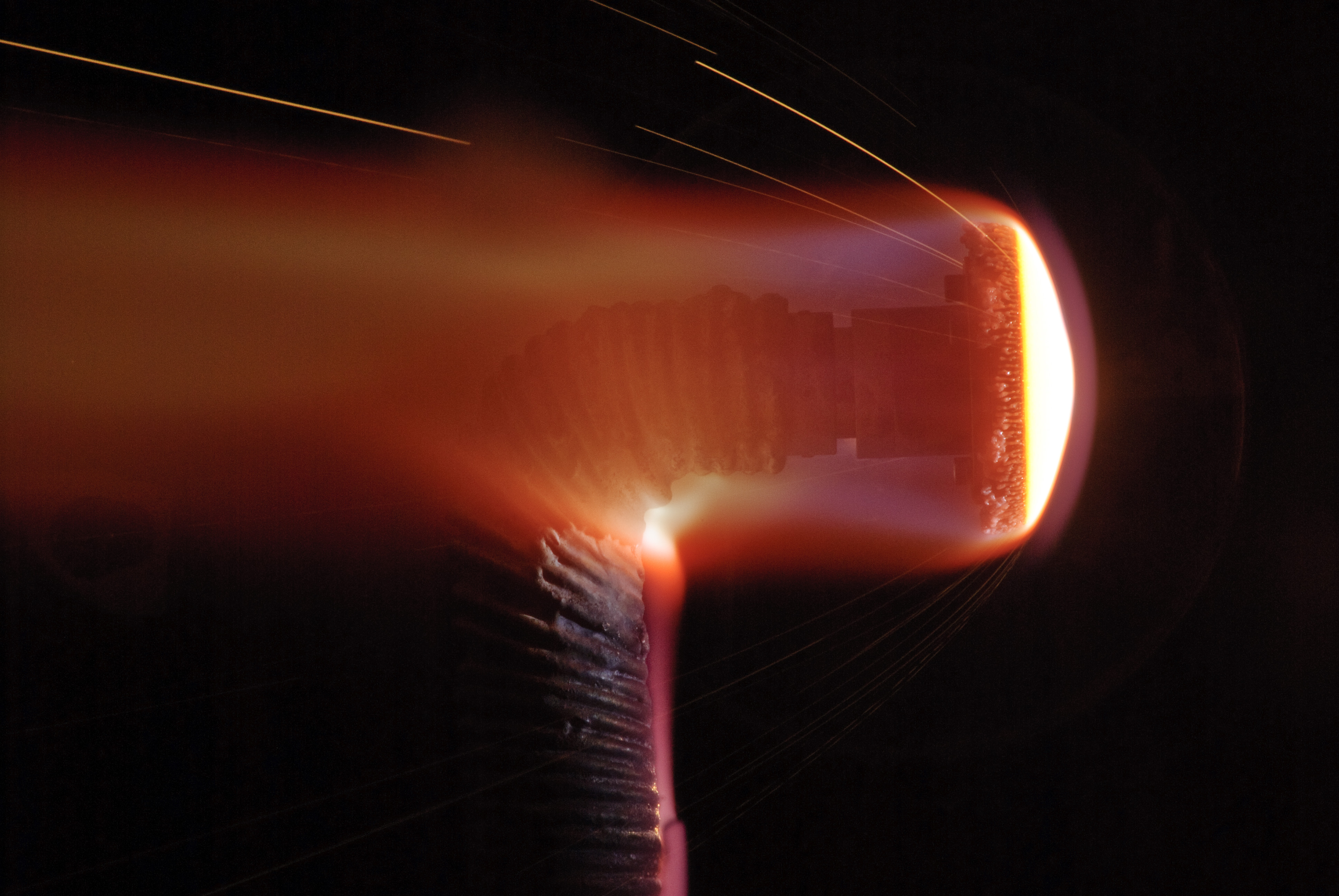 spacecraft heat shield - photo #28