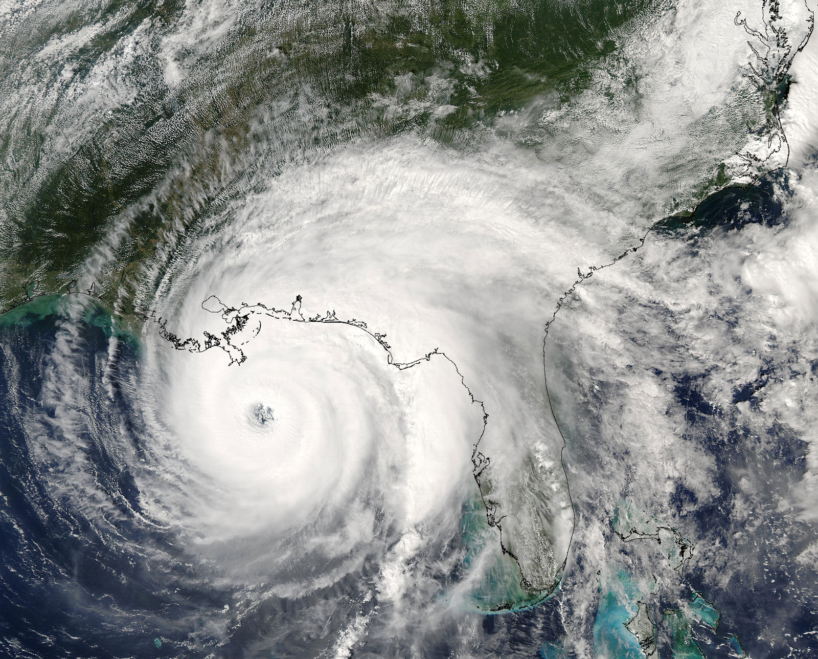 NASA - Hurricane Season Satellite Imagery