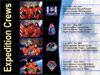 ISS Overview: Expedition Crews
