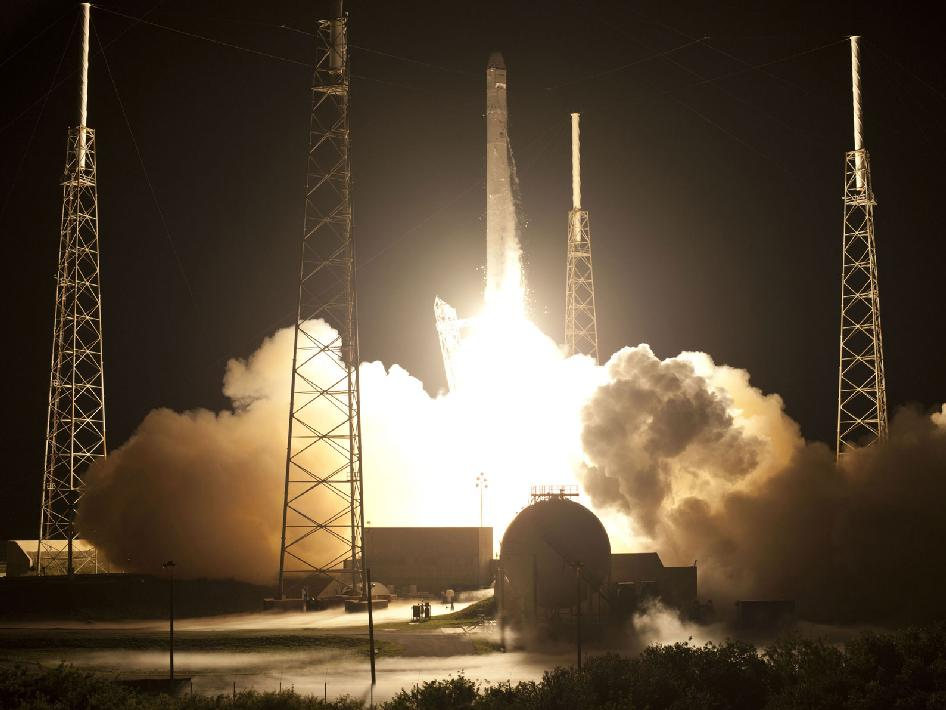 spacex dragon launch texas - photo #41