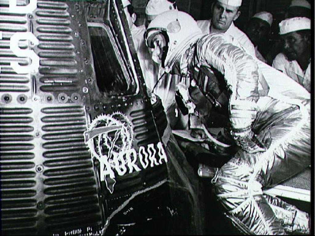 Astronaut Scott Carpenter (page 2) - Pics about space
