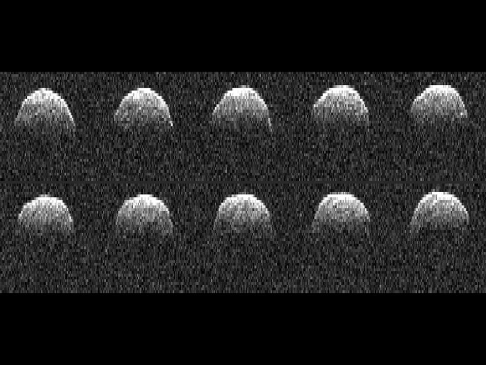 NASA - Asteroid 1999 RQ36