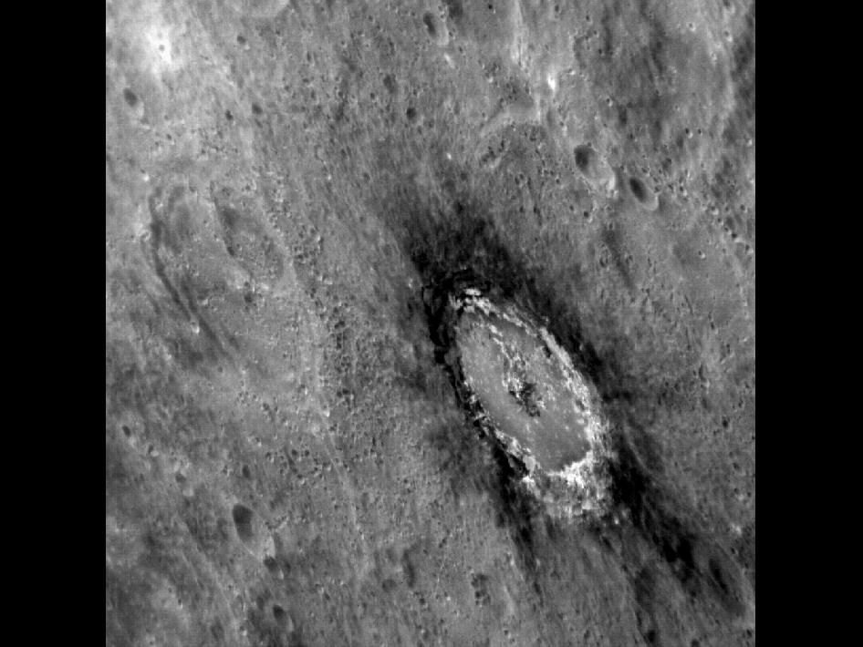 Image from Orbit of Mercury: Bashed Basho