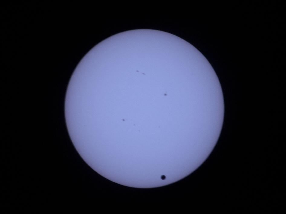 space station venus sun - photo #2