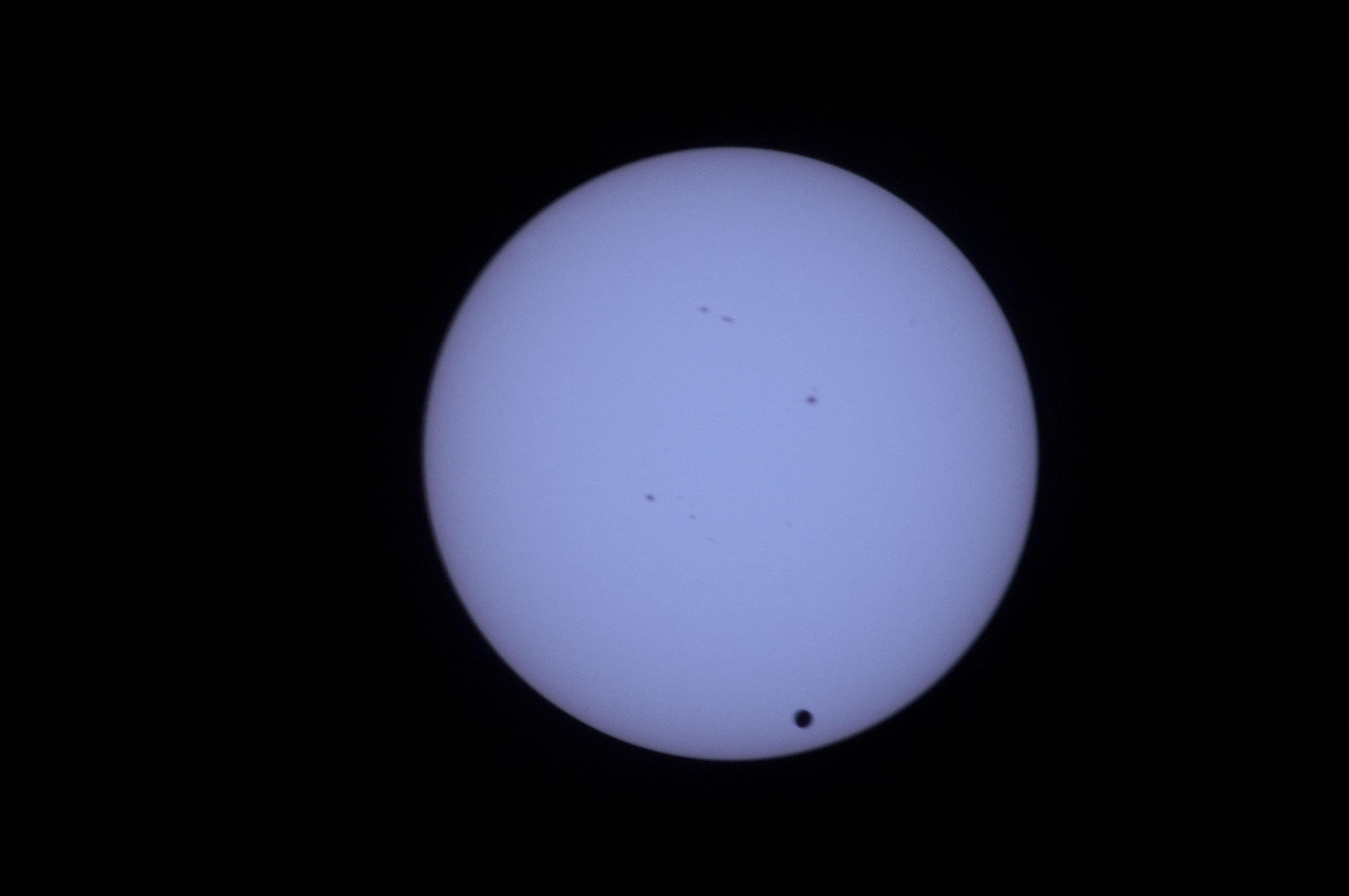 space station venus sun - photo #5