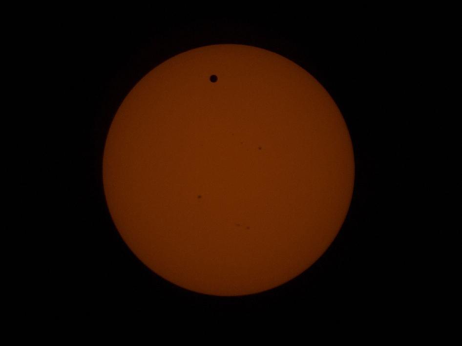 space station venus sun - photo #16