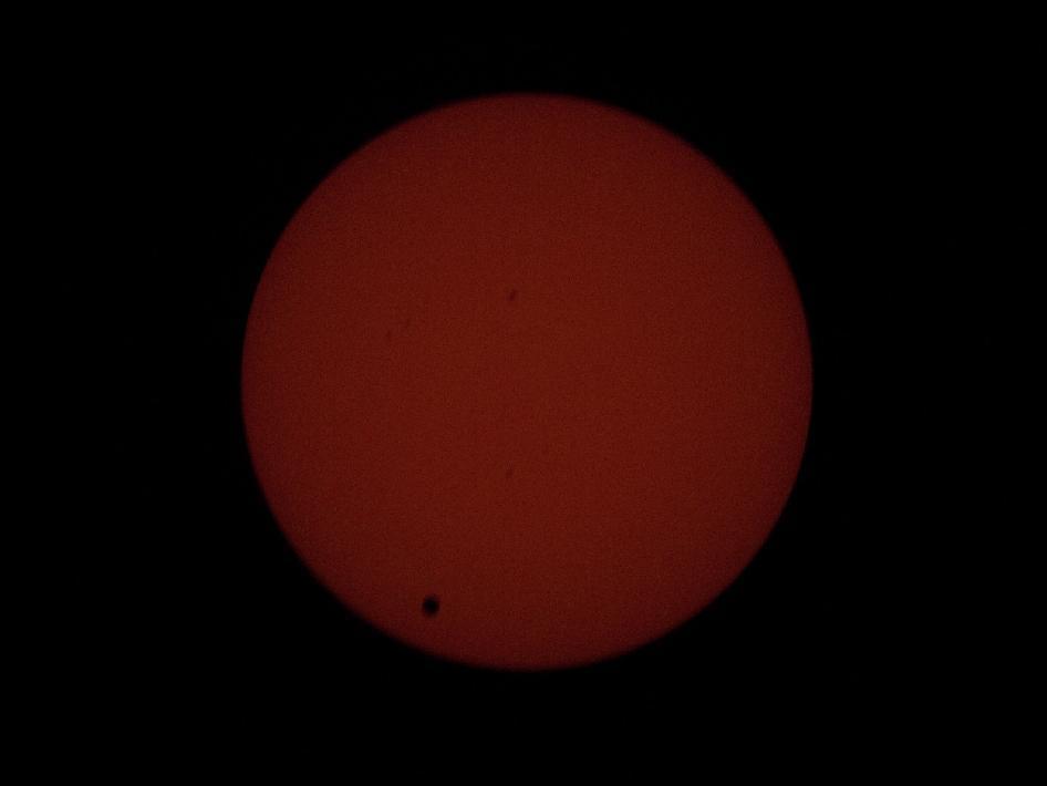 space station venus sun - photo #3