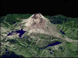 Image of Mt. St. Helens