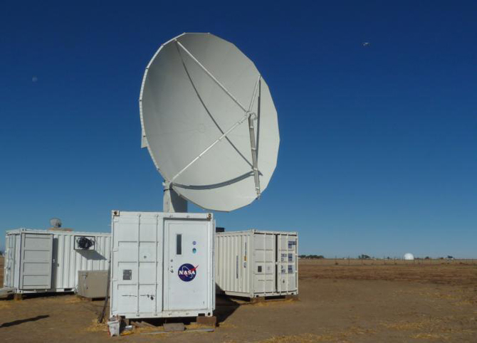 The NASA NPOL radar is a research grade S-band, scanning dual-polarimetric radar.