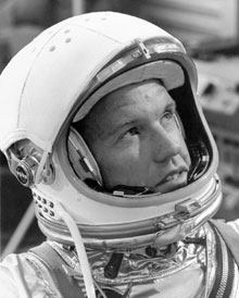 Original Mercury Astronaut Gordon Cooper