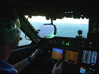 Nasa No More Flying Blind