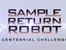 Sample Return Robot, Centennial Challenges